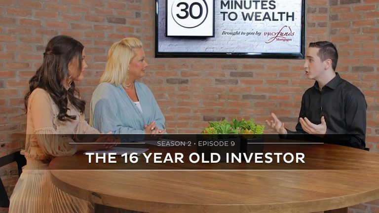 Season 2 Episode 9 – The 16 Year Old Investor