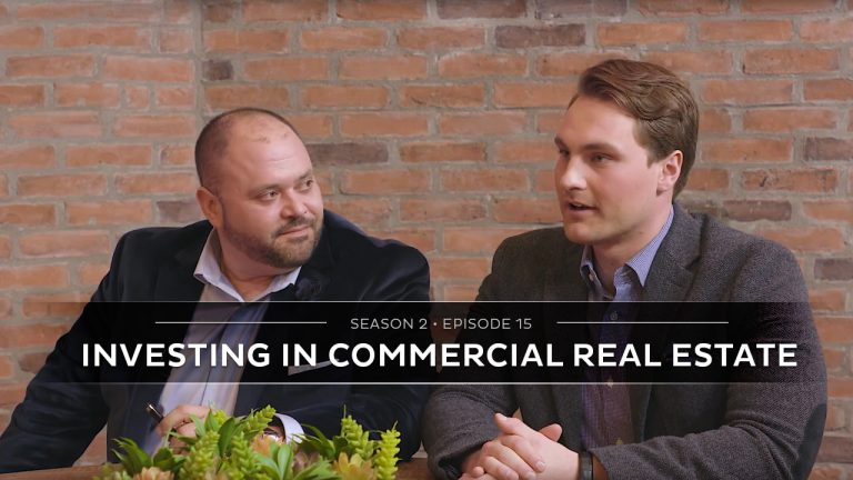 Season 2 Episode 15 – Investing in Commercial Real Estate
