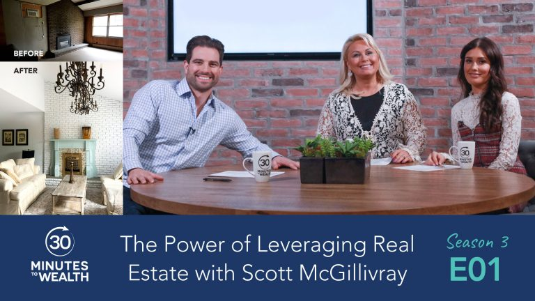 Season 3 Episode 1 – The Power of Leveraging Real Estate