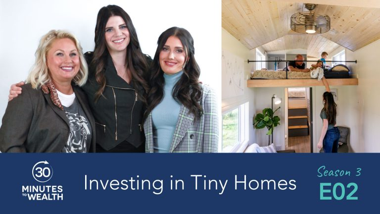 Season 3 Episode 2 – Investing in Tiny Homes