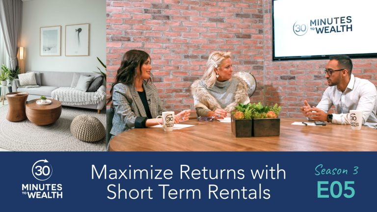 Season 3 Episode 5 – Maximize Returns with Short Term Rentals