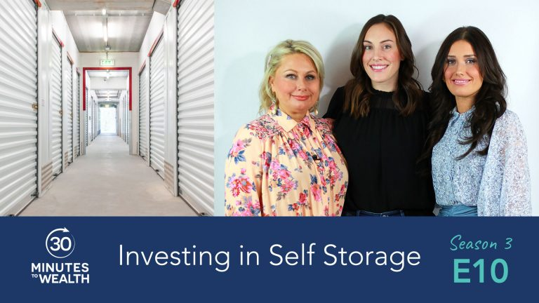 Season 3 Episode 10 – Investing in Self Storage with Jaimie Walker