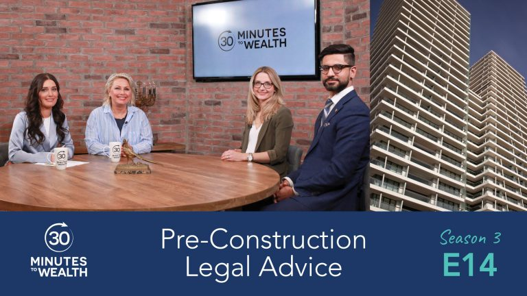 Season 3 Episode 14 – Pre Construction Legal Advice