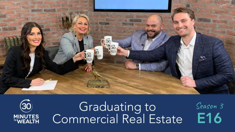 Season 3 Episode 16 – Graduating to Commercial Real Estate