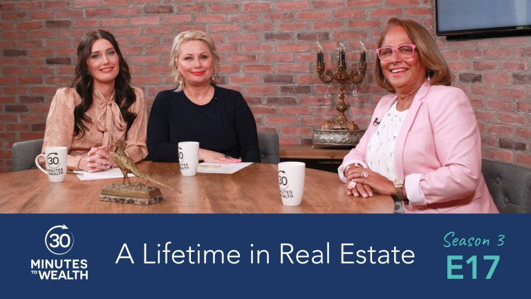Season 3 Episode 17 – A Lifetime in Real Estate