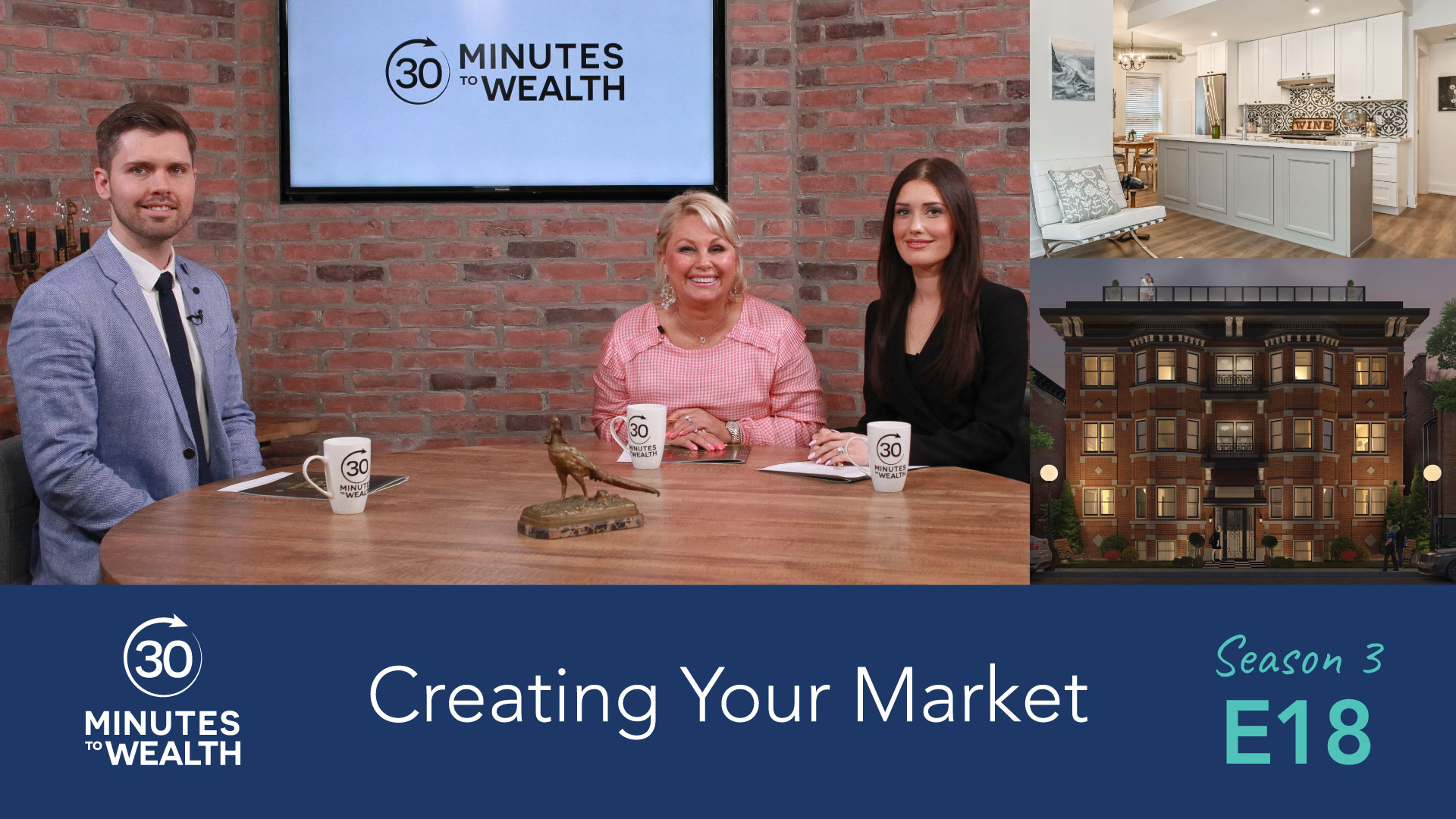 Season 3 Episode 18 – Creating Your Market with Andrew Hines