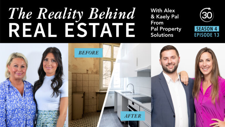 Season 4 Episode 13 - The Reality Behind Real Estate