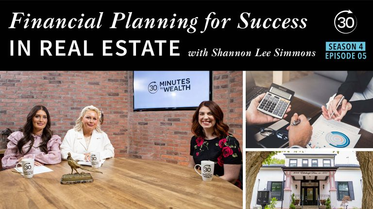 Season 4 Episode 5 - Financial Planning for Success with Shannon Lee Simmons