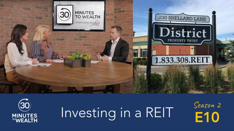 Season 2 Episode 10 – Investing in a REIT