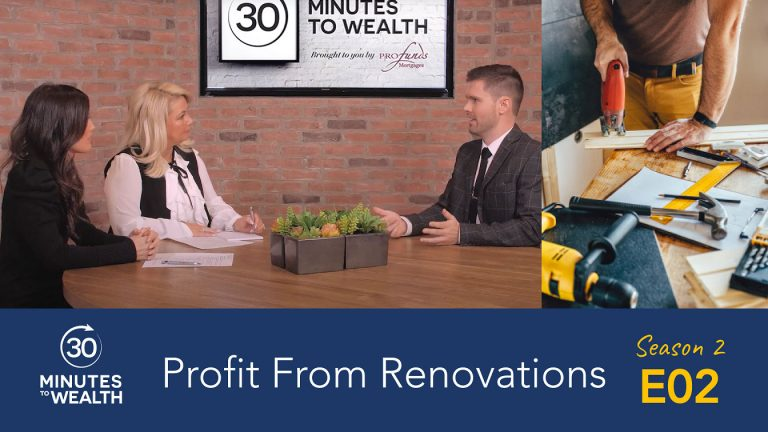 Season 2 Episode 2 – Profit From Renovations