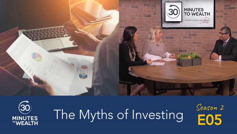 Season 2 Episode 5 – The Myths of Investing
