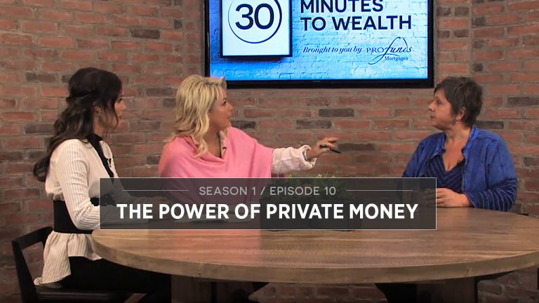 Season 1 Episode 10 - The Power of Private Money