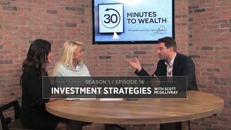 Season 1 Episode 16 - Investment Strategies with Scott McGillivray