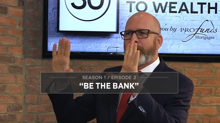 Season 1 Episode 02 - Be The Bank