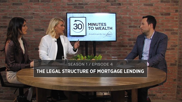 Season 1 Episode 04 - The Legal Structure of Mortgage Lending