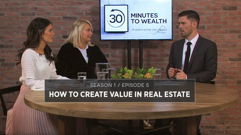 Season 1 Episode 05 - How to Create Value in Real Estate