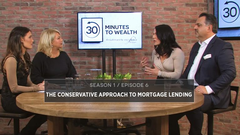 Season 1 Episode 06 - The Conservative Approach to Mortgage Lending