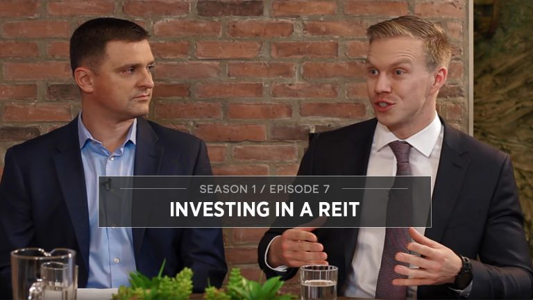 Season 1 Episode 07 - Investing in a REIT
