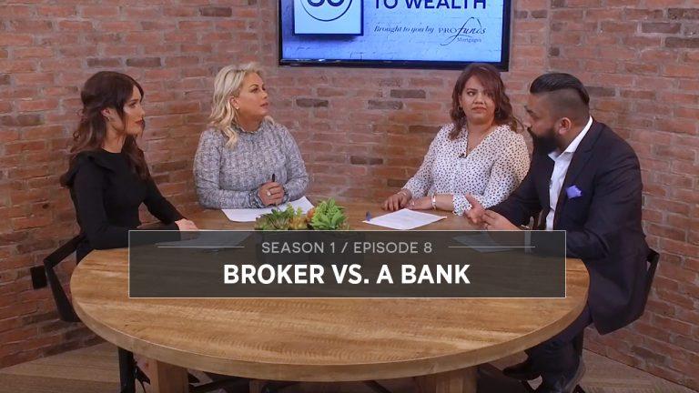 Season 1 Episode 08 - Broker Vs. A Bank